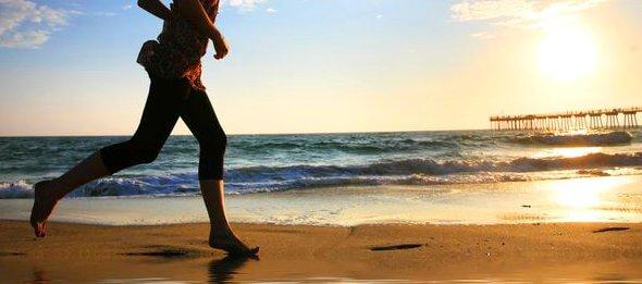 Natural Running: Lauftechnik