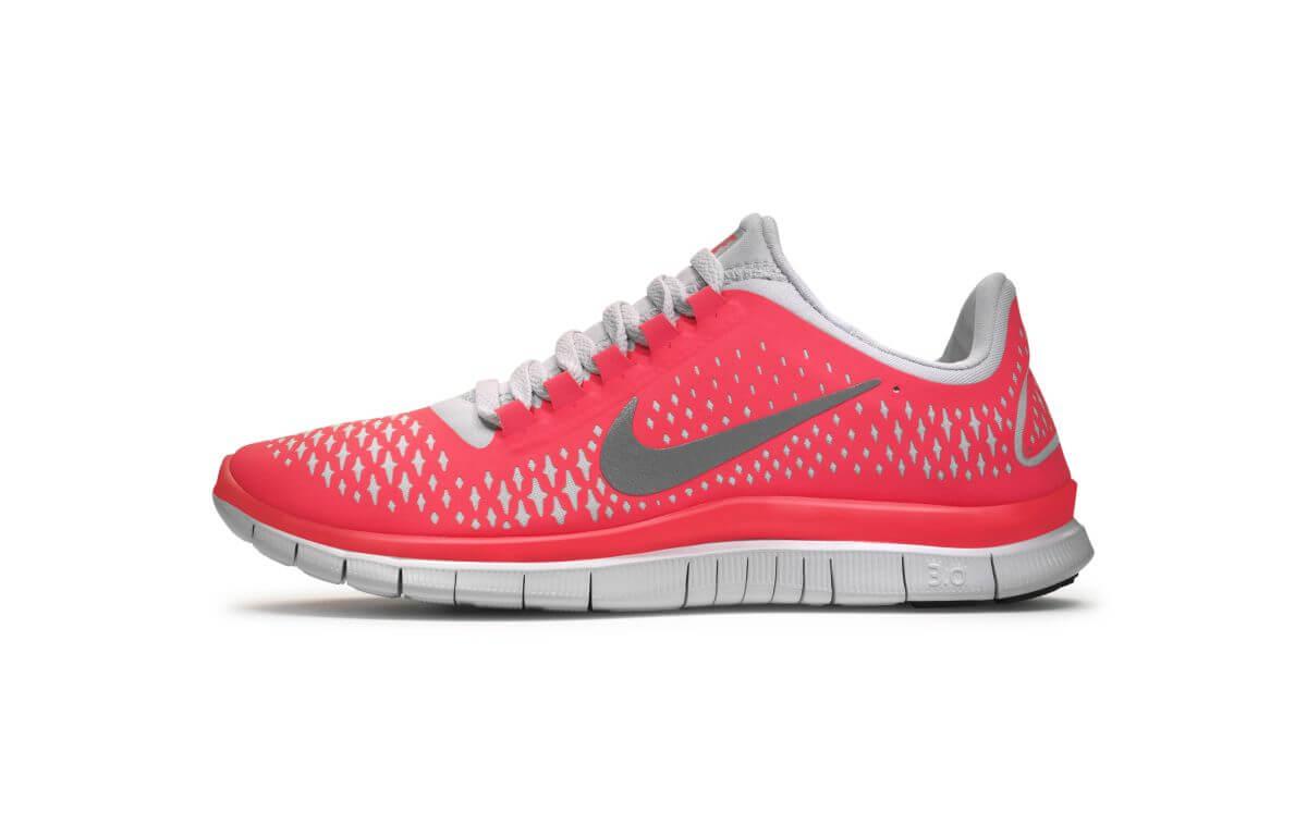 All Black Nike Free Run 4.0 V3