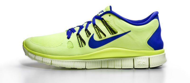 Nike Free 5.0: Barfußschuhe für Einsteiger