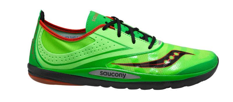 Saucony Hattori: Trainingsschuh für schnelle Läufer
