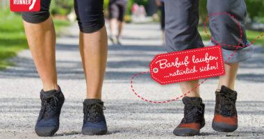 Sole Runner: Barfußschuhe für Minimalisten