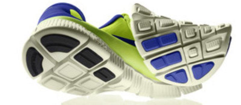 Im Test: Nike Free 5.0-Barfußschuhe