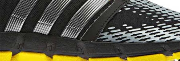 Das Bild zeigt den Barfußschuh adipure motion von Adidas