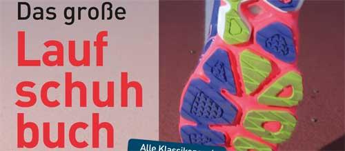 Das Cover von dem Buch: Das große Laufschubuch von Matthias Marquardt und Carola Felchner