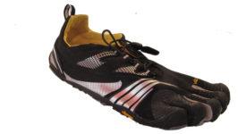 Zehenschuhe: Barfuß-Schuhe in Fußform