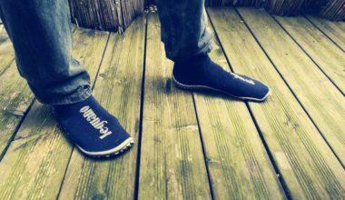 Sockenschuhe (Barfuß-Socken) – Socken als Schuhersatz