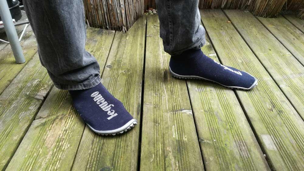 info for 9f243 5dbb9 Leguano im Test: Die Barfuß-Socke Primera, Classic & Sneaker