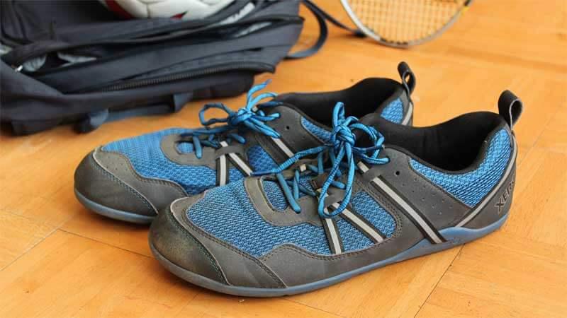 Sport gehört zur Gesundheit Schuhe gehören dazu | Werbung