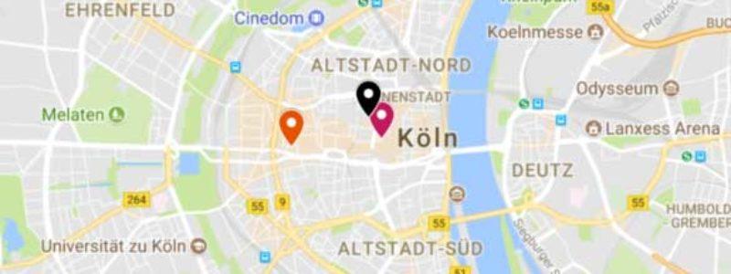 Barfußschuhe Köln – Alle Stores auf einen Blick