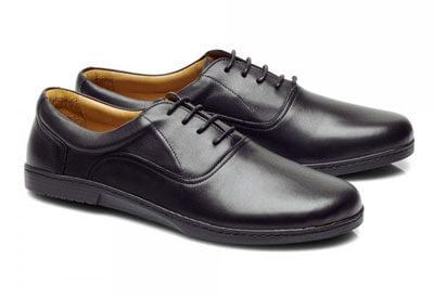 uk availability 944c5 45e7f Business-Barfußschuhe zum Anzug und fürs Büro für Männer