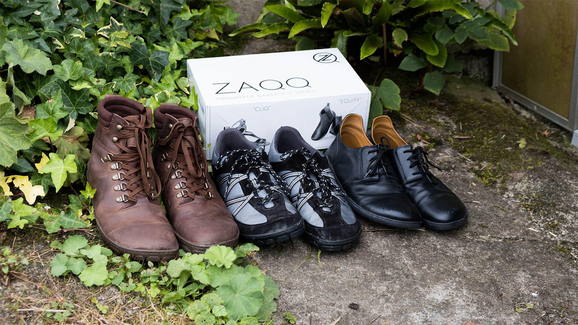 ZAQQ Barfußschuhe im Test - Unsere Erfahrungen mit ZAQQ-Schuhen