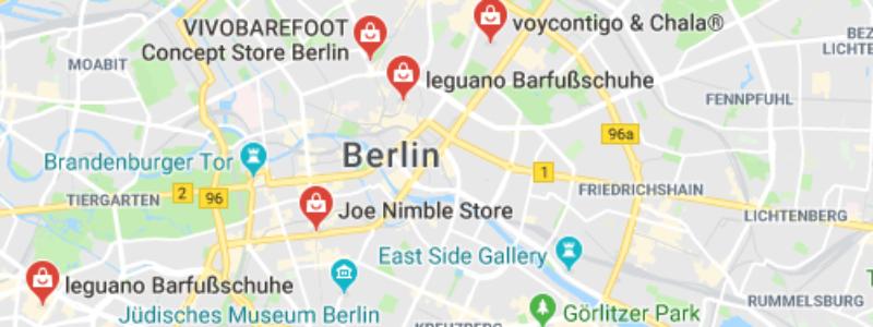 Barfußschuhe in Berlin kaufen – Die besten Stores im Überblick