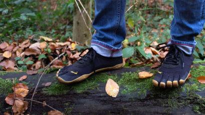 Vibram V-Trek im Test: Der Zehenschuh zum Trekken & Wandern