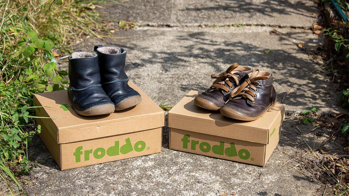 Froddo Kinder Schuhe Test & Review