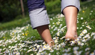 Barfußwandern (mit oder ohne Barfußschuhe) – Tipps & Infos für Einsteiger