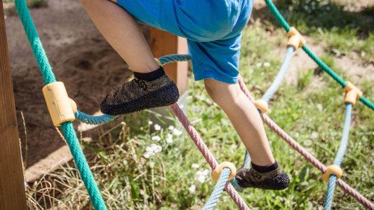 Review: Skinners Sockenschuhe für Kinder – Unsere Erfahrungen