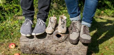 """Wildling Barfußschuhe im Test – eine Familie testet """"Wildlinge"""""""
